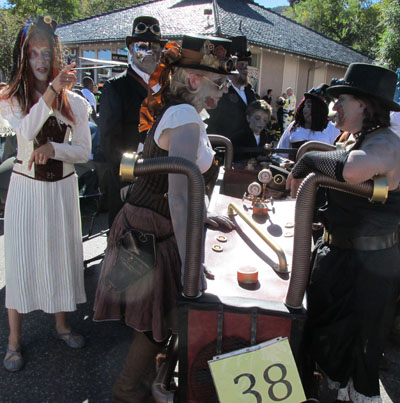 The Dead will Dance at Emma Crawford's Coffin Races