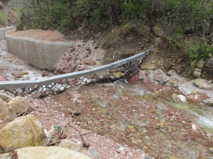 Flood Mitigation in Manitou Springs