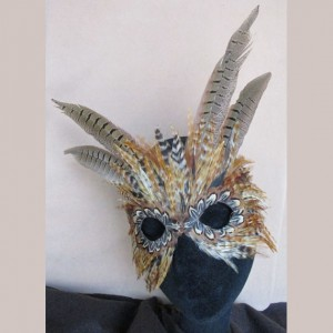 Calico Cat Mask on Etsy